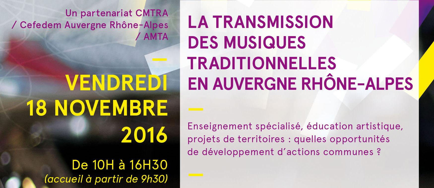 JRD Musiques Traditionnelles